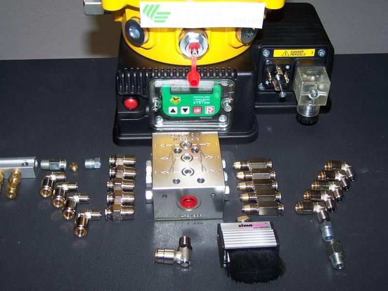 Sistemas de Engrase y Lubricación